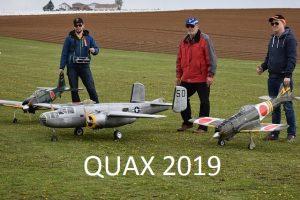 QUAX 2019